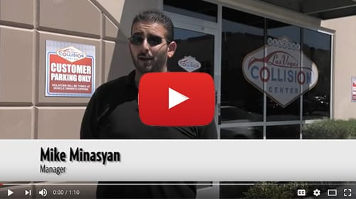 Collision Repair Video