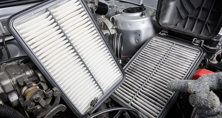 The Importance of a Clean Car Air Filter
