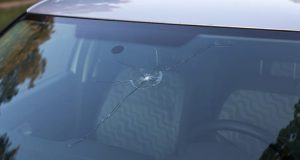 Why You Shouldn't Drive Around With a Chipped Windshield