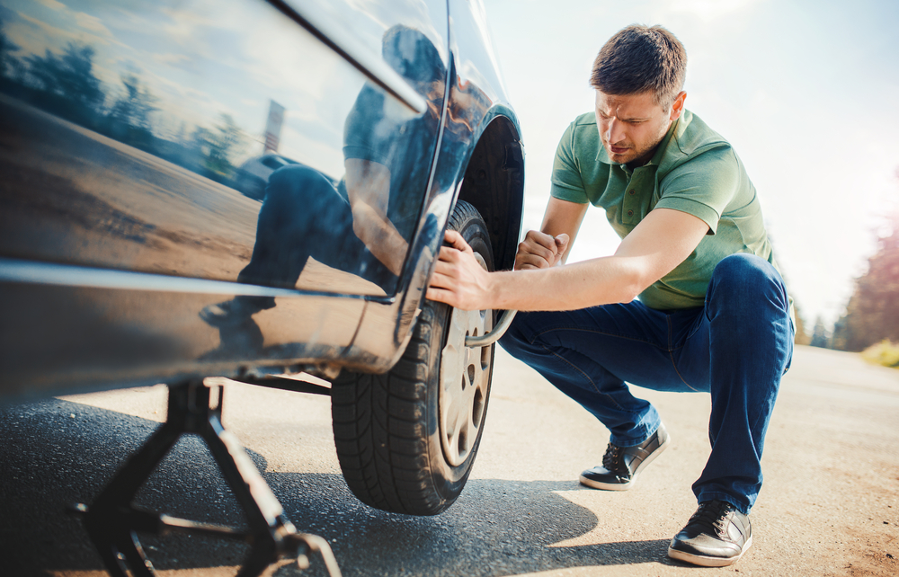 How to Fix a Flat Under 15 Minutes
