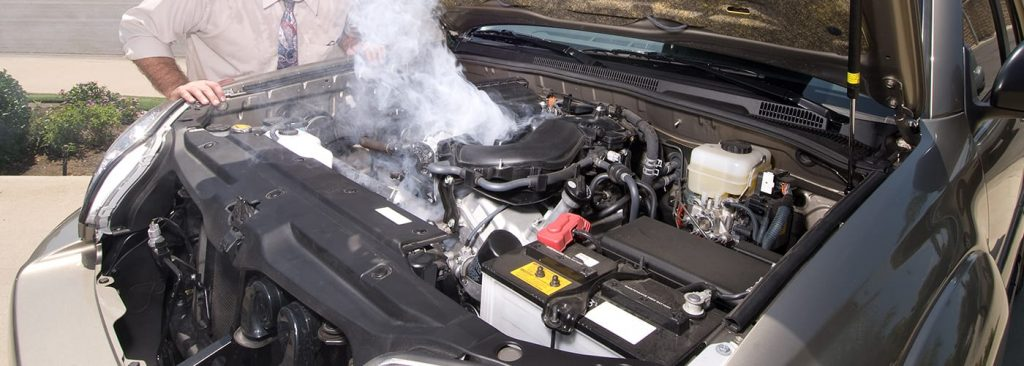3 Quick tips on what to do if your car is overheating